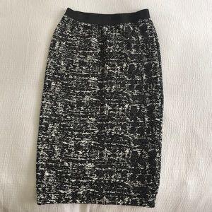 Anthropologie Maeve Midi Skirt Size S